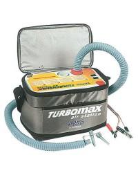 Gonfleur/dégonfleur  Turbo Max 12V 1000L/mn 250mbar