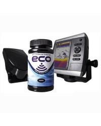 Antifouling MARLIN Eco pour transducteur, echosondeur et log - 70ml - noir