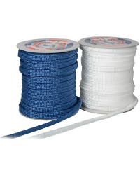 Tresse pare-battage ø14mm- bleu marine