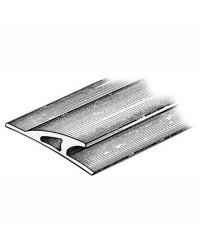 Profilé latéral pare-embruns 3 x 90 x 23mm - gris
