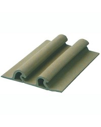 Profilé anti-embruns en EPDM pour annexe 115 x 21.4 mm