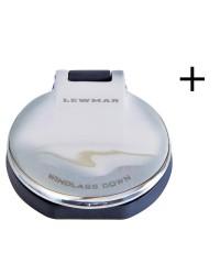 Interrupteur pour winch électrique Ø80mm - inox