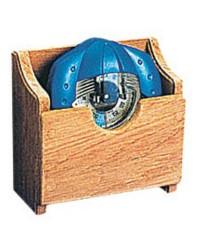 Porte Mini compass en teck