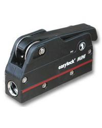 Bloqueur EASYLOCK mini quadruple pour voilier jusqu'à 10M corde 6/10mm