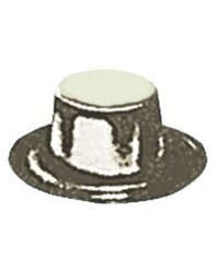 Oeillets - laiton - 11 mm