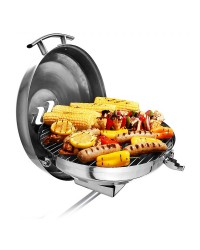 Barbecue à charbon - Kettle - 1142 cm²