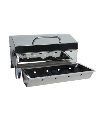 Barbecue à charbon - Stow N Go - 1032 cm²