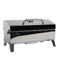 Barbecue à gaz Stow N Go 160 avec thermomètre et piezzo