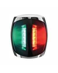 Feu de navigation à LED Sphera 3 jusqu'à 20 mètres - bicolore
