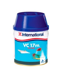 Antifouling VC 17 M au téflon Extra Graphite (bronze à l'application) 0.75L
