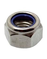 Ecrou indessérable DIN 982 inox A4 - 4 X 50