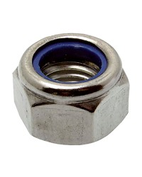 Ecrou indessérable DIN 982 inox A4 - 8 X 10