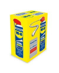WD-40 - aérosol de 600 ml - flexible - Boite de 6