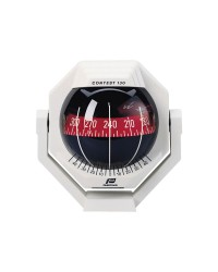 Compas Contest 130 cloison verticale, blanc, rose rouge
