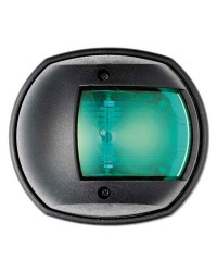 Feu de navigation Classic12 ABS tribord - noir