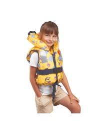 Gilet Typhon 100 N pour enfant 5 à 8 ans