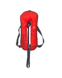 Gilet gonflable SOLAS Pro 275N - Housse nylon rouge