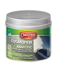 COSMOFER mastic polyester universel - 1 kg