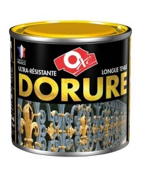 Peinture aspect métal - dorure or riche - 125 ml