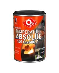 Peinture haute température - effet métal - 125 ml