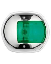 Feu Maxi20 inox vert 24V
