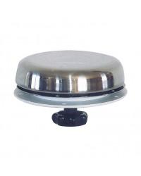 Aérateur à plat inox diamètre 150 mm