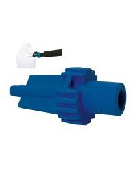 Raccord pour valve Plastimo