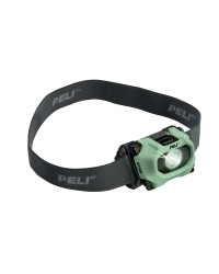 Lampes frontales PELI 4 modes, autonomie 3-11h, portée 58-98m