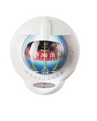 Compas Contest® 101  Blanc - rose rouge-  cloison verticale