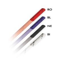 Drisse MATTBRAID - Rouge - ø5 mm