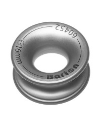 Anneau HR BARTON Ø Int. 12 mm Ø cordage 6 mm