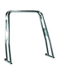 Roll bar - tube inox 30 mm - H120 cm - 125 / 220 cm