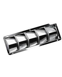 Aérateur inox 111x325 MM
