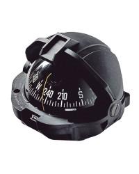 Compas Offshore 105, à encastrer, blanc, rose conique noire