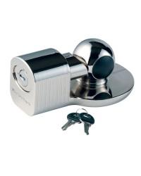 Antivol d'attelage Master Lock avec serrure à cylindre intégré