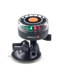 Lampe Navi Light 360° Tricolor + support ventouse