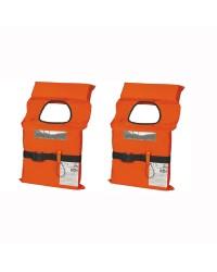 Pack 2 gilets de sauvetage 100 Newtons - enfant