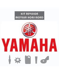 Kit révision moteur Yamaha 150 - 175 - 200 CV 2 temps de 1988 à 2002