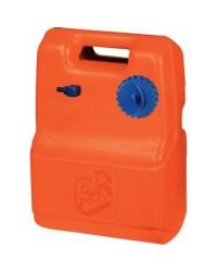 Nourrice réservoir plastique Delta - 23 litres