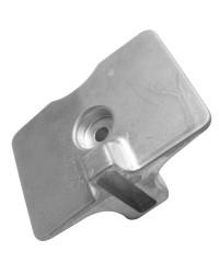 Anode plaque pour Yamaha 80 x 58  6AH45251 magnésuim