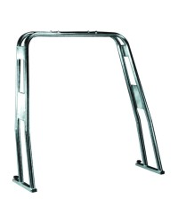 Roll bar - tube inox 40 mm - H120 cm - 125 / 220 cm