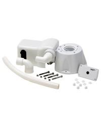 Kit de conversion électrique pour WC avec tableau de controle 24 Volts