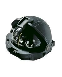 Compas Offshore 135, à encastrer, noir, rose conique noire