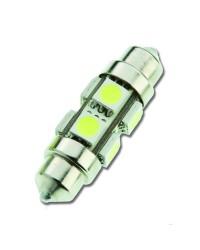 Ampoule LED - navette 44 mm - 12 V - 180 lumens - Blister de 2