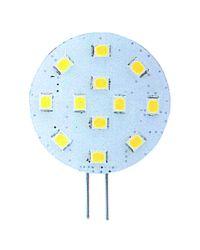 Ampoule LED - G4 latérale 30 mm - 9 - 32 V - 130 lumens - Blister de 1