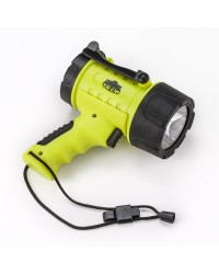 Projecteur LED étanche - IP67 - 3 piles C - En blister