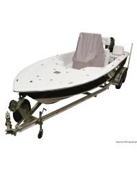Bâche de tableau de bord pour bateaux à plats-bords bas M4
