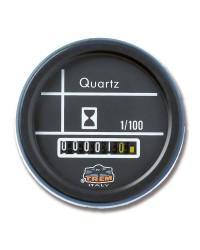Afficheur horamètre - G Line - Ø 52 mm - noir