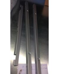Contour de finition Silver pour réfrigerateur CR65