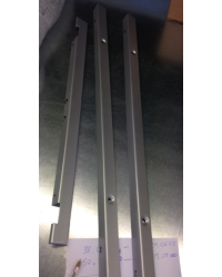 Contour de finition Silver pour réfrigerateur CR49